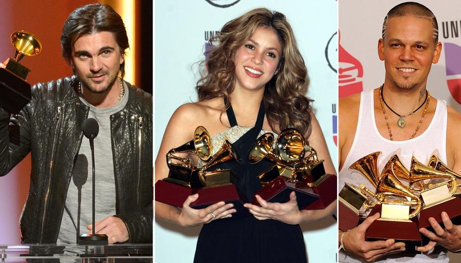 Ellos han sido ganadores de Latin GRAMMY