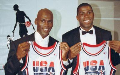 Las Olimpiadas de Barcelona 92 fueron testigos del mejor equipo de todos...