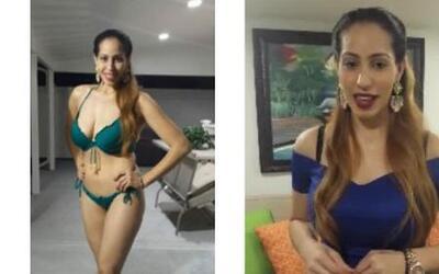 Yasmín Rodríguez de República Dominicana, participante Casting Virtual 2015