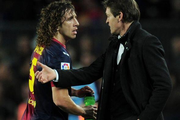 En el año que Vilanova tomó las riendas del Barça y, antes de conocerse...