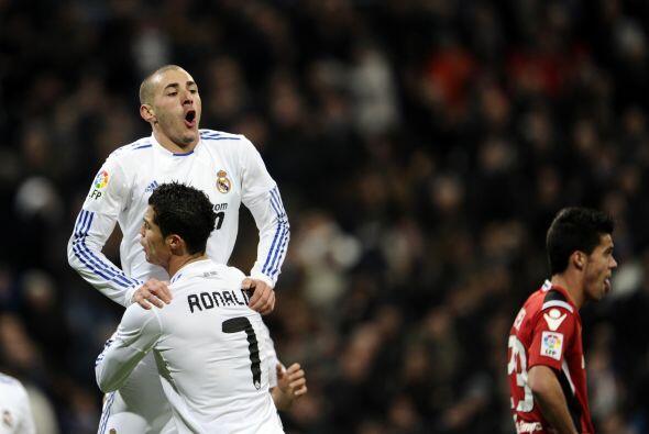 Real Madrid retomó la victoria en la fecha 20 de la Liga espa&nti...