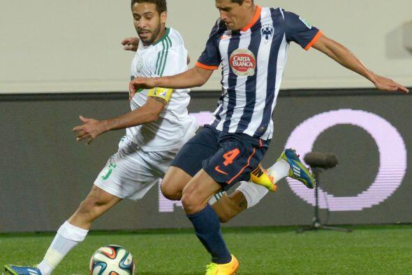 Monterrey deberá conformarse con disputar el quinto lugar del cer...