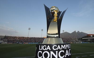 Cuartos de final Liga de Campeones de la Concacaf