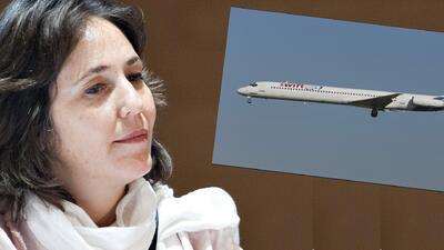 Versiones contradictoria sobre el paradero de Mariela Castro