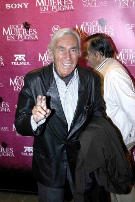 """Guillermo Murray, su hijo, dijo para la """"Revista TVNotas""""  hace dos años..."""