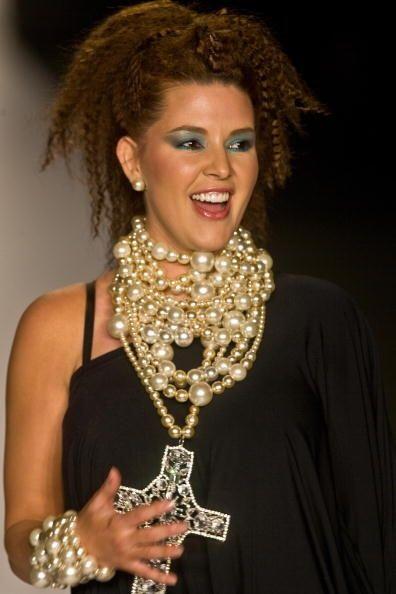 Conforme fue madurando, el 'hairbook' de Alicia Machado comenzó a...