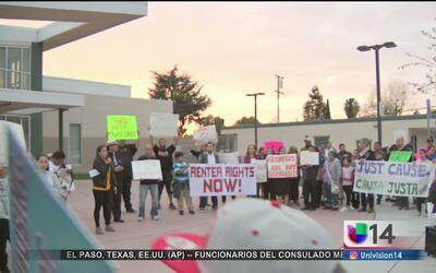 Decenas de habitantes de San José piden que las autoridades protejan a l...