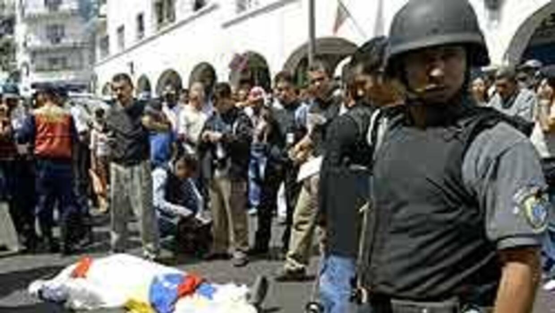 Más de 2,500 muertes violentas en Caracas desde enero de 2010 (prensa) 3...