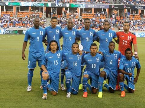 Honduras mostrará que es una selección con corazón. El equipo 'catracho'...