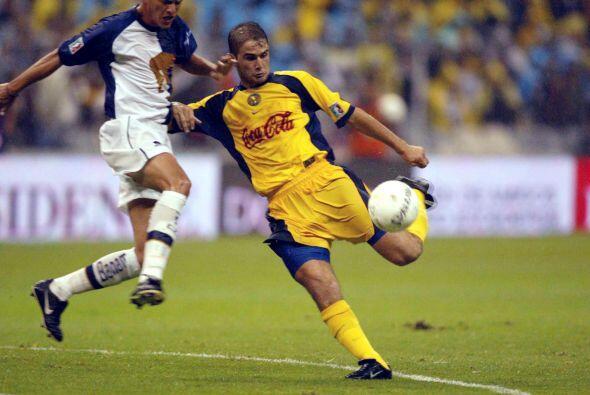 En el Verano del 2002 las Águilas se toparon con los Pumas en las...