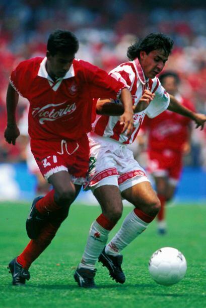 En el Verano 98 Toluca fue el primero en lograr la hazaña en la f...