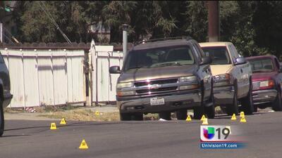 La violencia en Stockton deja a una persona muerta y otra herida