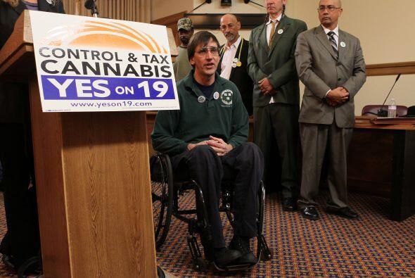 Lo mismo ocurrió en Colorado, donde el uso medicinal de la marihu...
