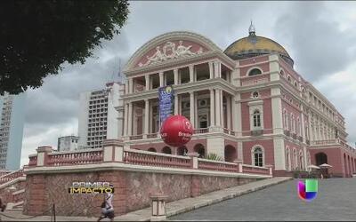 Al rescate de la ópera en medio de la Selva del Amazonas