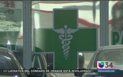 Angelinos se quejan por dispensarios de marihuana