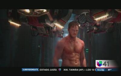 'Guardians of the Galaxy' llegan a salvar al Universo