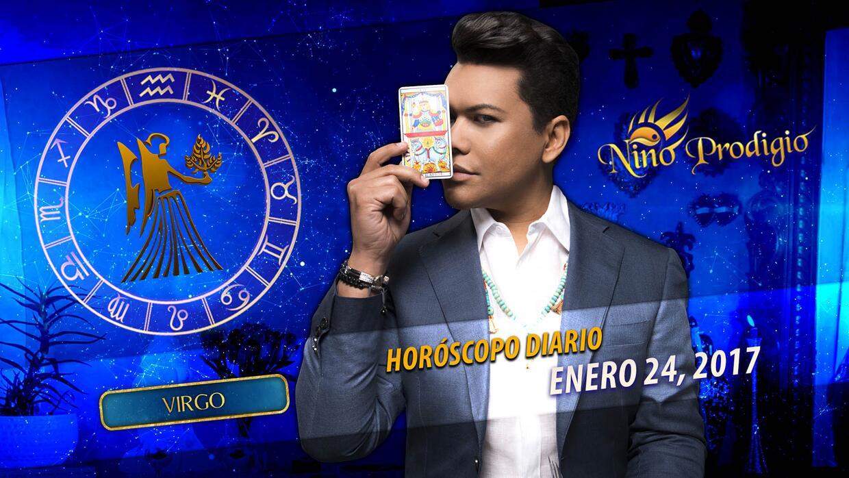 Niño Prodigio – Virgo 24 de enero, 2017
