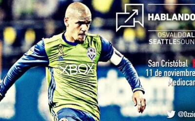 Osvaldo Alonso, Seattle Sounders FC