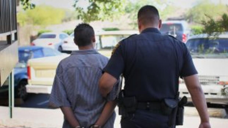 Cuatro de los detenidos son menores y sus nombres se mantienen en reserv...