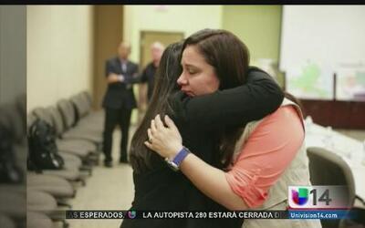 La primera dama de Honduras habló sobre la crisis que tiene lugar en la...