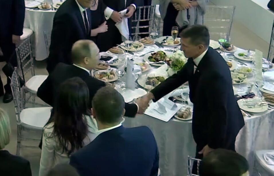 Michael Flynn y Putin