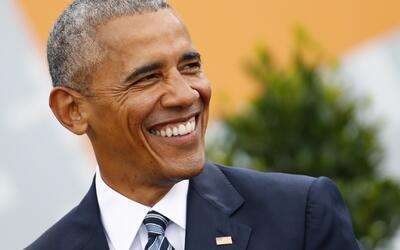 Obama fue recibido como una celebridad en su visita a Berlín