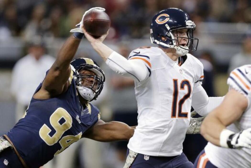 #13 DE Robert Quinn, St. Louis Rams (AP-NFL).