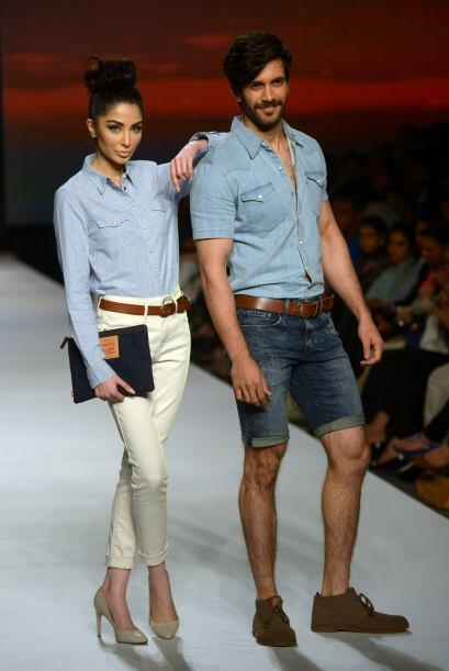 Medianos. Son ideales para los 'jeans', con o sin aplicaciones.