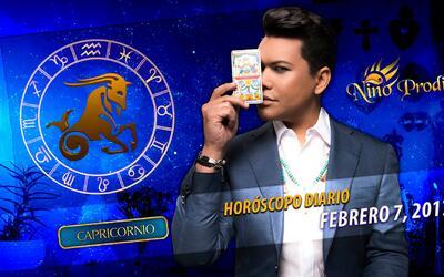 Niño Prodigio - Capricornio 2 de febrero, 2017