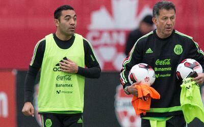 """Osorio puso en un pedestal a Marco Fabián: """"Es un ejemplo a seguir"""""""