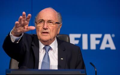 Blatter comparecerá ante el TAS