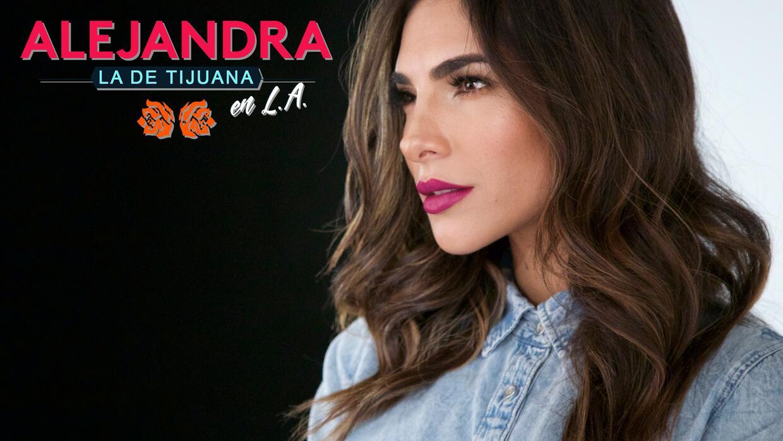 Alejandra la de Tijuana en L.A.