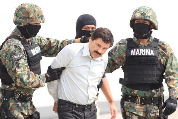 FEBRERO Residentes reacción ante captura del 'Chapo' El 22 de feb...