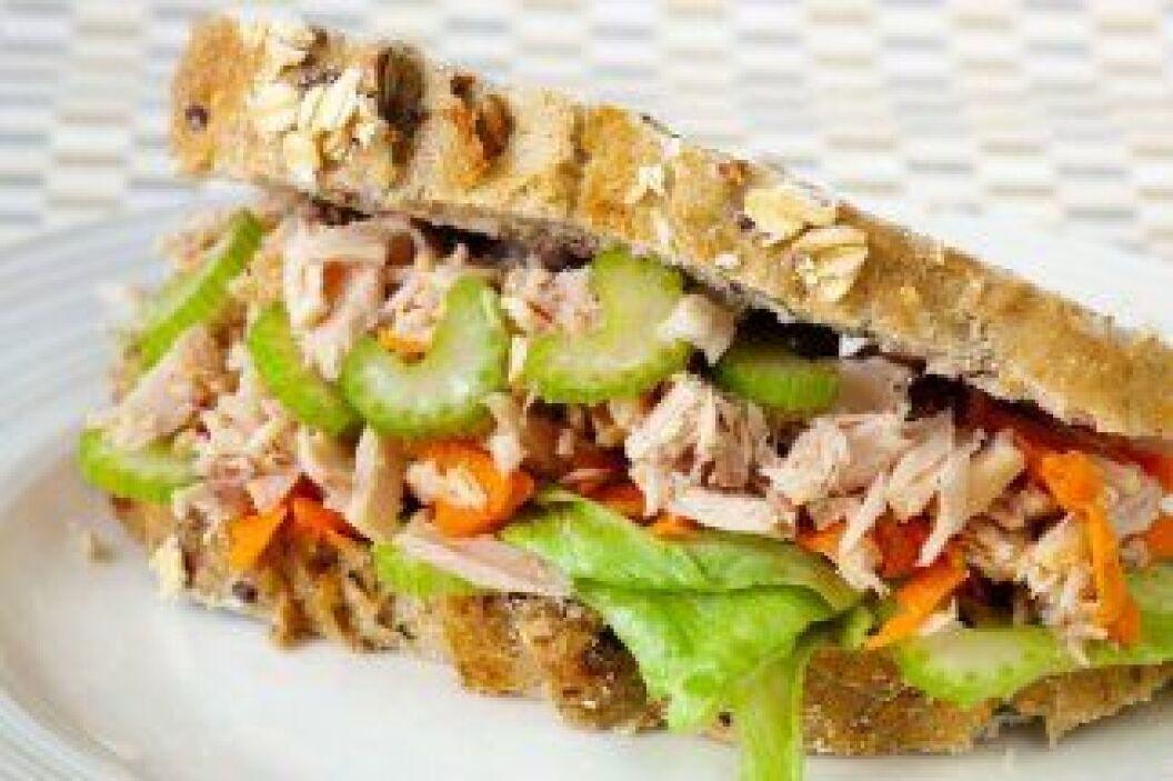 Sándwich especial de atún con queso: Esta receta es ideal para preparar...