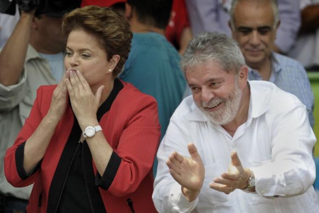 El presidente brasileño Luiz Inácio Lula da Silva fue calificado como el...