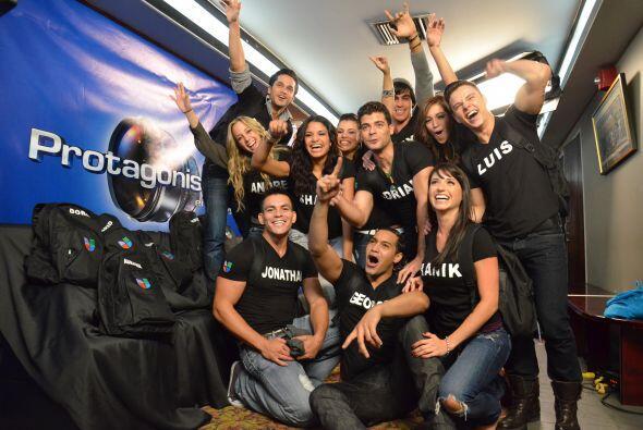 Estas son las caras que veremos en la pantalla de Univision.
