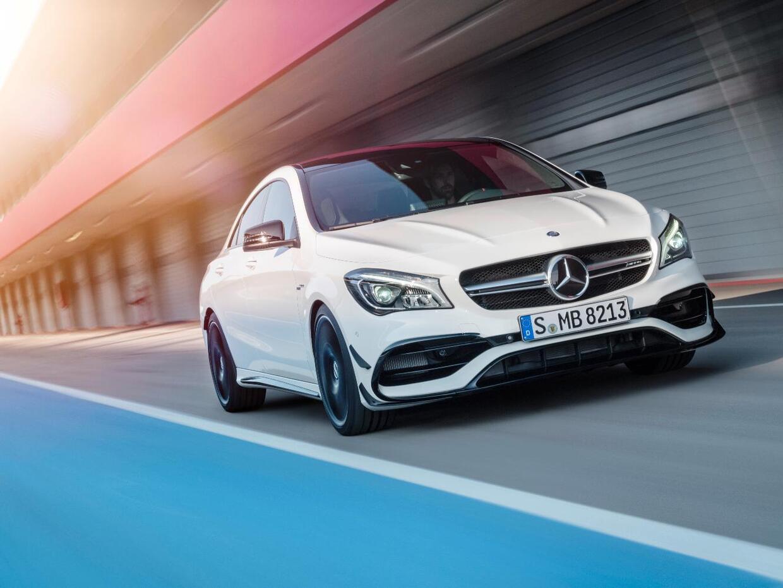 Mercedes-AMG CLA 45 2017