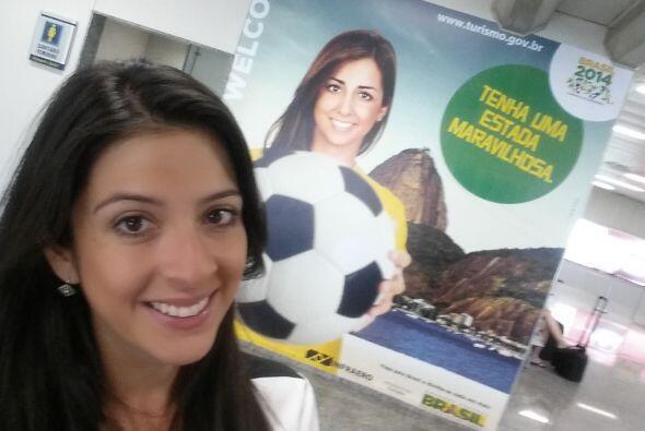 Así vivió Maity Interiano su estancia en Brasil a menos de 100 días de q...