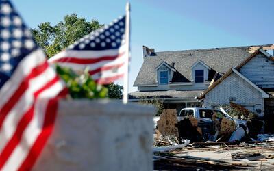 'Chicago en un Minuto': los tornados dejan al menos tres personas muerta...