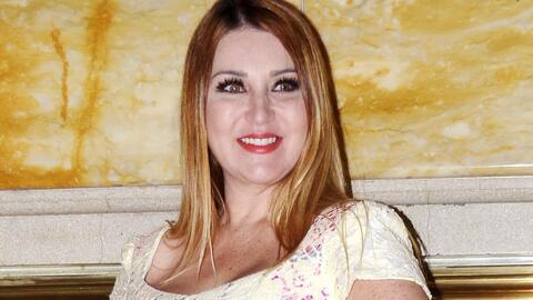 Alicia Villarreal rompe el silencio sobre la relación con su marido Cruz...
