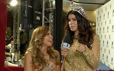 Vanessa De Roide nos hablo de su experiencia durante Premios Juventud