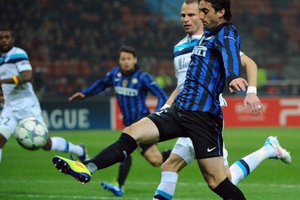 Y Diego Milito consiguió el segundo.