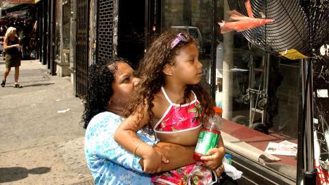 """El """"domo de calor"""" afecta a 21 estados de Estados Unidos, incluyendo NY."""
