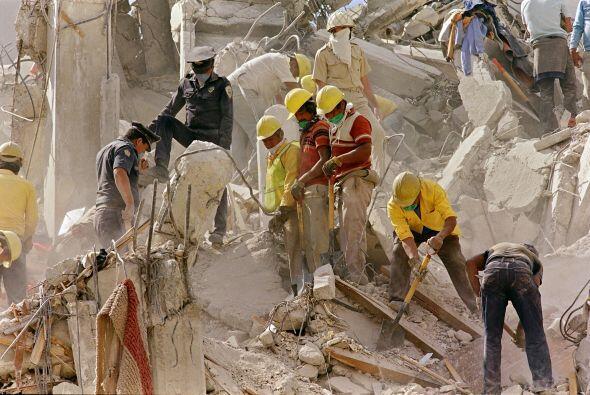 Contagiados por estos nuevos bríos los barrios de La Condesa y Roma, lev...