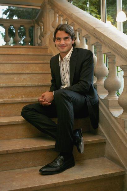 Muchos premios y reconocimientos ha recibido Federer a lo largo de su ca...