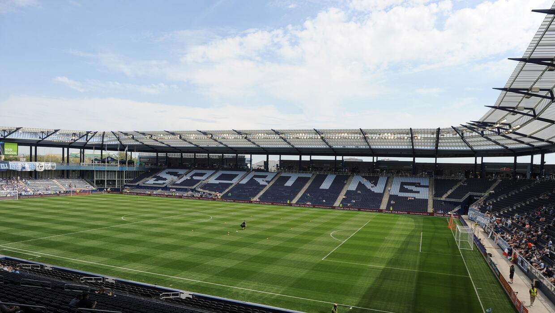 Sporting Kansas City.  Abrió sus puertas el 9 de junio del 2011....
