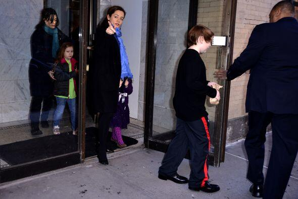 Mimi O'Donnel siempre estuvo atenta con sus hijos. Más videos de Chismes...