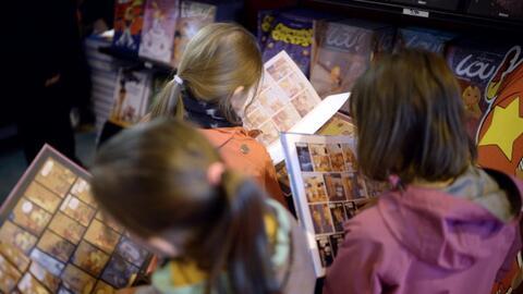Campaña promueve libros para comunidades de bajos recursos