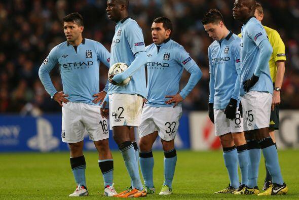 Ni esto cambió las cosas y Manchester City se quedó con la impotencia de...