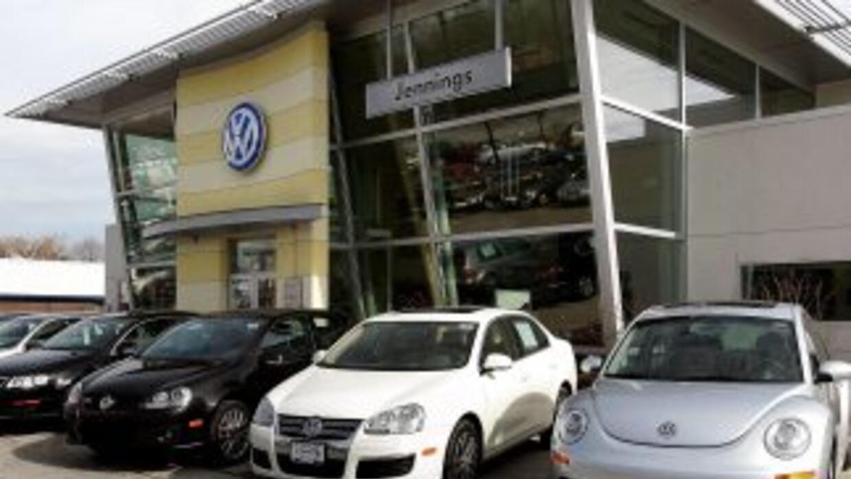 Volkswagen reportó ganancias de $9,940 millones en 2010.